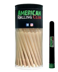 Raw Classic 98 Special Size Pre-rolled Bulk Cones 100 Packfree Doob Tube