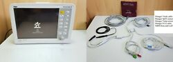 Dreager Drager Delta Infinity Xl Patient Monitor With Trunk Cable /ecg Spo2 Nibp