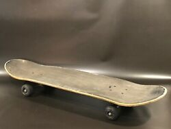 Mongoose Skateboard Original Wood Skull From The Lair Set Of Tmnt Foursquare