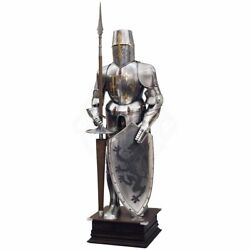 Medieval Knights Spanish Jousting Suit Of Armor 16th Century