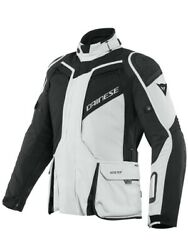 Motorcycle Jacket Dainese D-explorer 2 Gore-tex White - Size 56