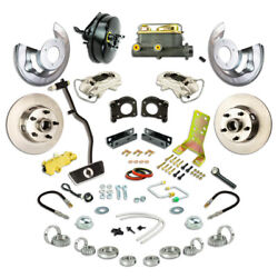Right Stuff Detailing 67-69 Fits Ford Mustang Front Disc Brake Conversion