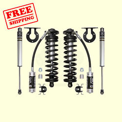 2.5-3 Coilover Conversion System Stage1 For Ford F-250 Superduty 4wd 05-16 Icon