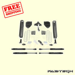 6 Basic System W/ Stealth Shocks For Ford F350 4wd 2017 Fabtech
