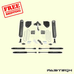 6 Basic System W/ Stealth Shocks For Ford F250 4wd 2017 Fabtech