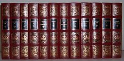 Easton Press Kings And Queens Of England 12 Vols Henry Victoria Charles William