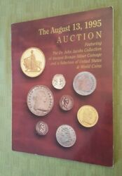 Dr. John Jacobs Collection Catalog Of Roman Silver Coinage - 1995 Superior Sale
