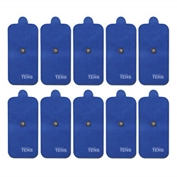 Hidow Compatible Replacement Tens Electrodes, Premium Quality Electrode Pads For