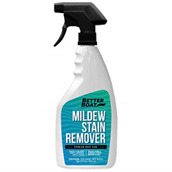 Better Boat Mildew Remover Stain Remover Cleaner Seats Fabric Vinyl Mold