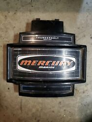Mercury Front Cowling Cover Medallion 40hp 50hp B3