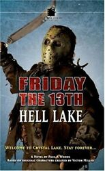 Friday The 13th 2 Hell Lake Blackflame Out Of Print And Hard To Find.jason Novel