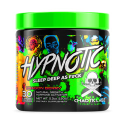 Hypnotic By Chaotic Labz Deep Sleep Night-time Relax Mood Muscle Recovery