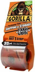 Gorilla 2.83 In. X 35 Yds. Shipping Tape With Dispenser 4-pack