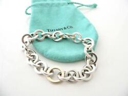 And Co  And Co. 18k Circle Link Bracelet No.21979
