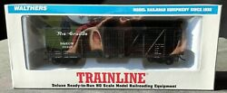 Ho Scale 40' Stock Car Rio Grande Dandrgw 39420 Walthers Trainline 931-683