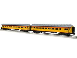 Lionel O Chessie Steam Special Passenger Cars 2 Pack 2027390 New Sealed Box