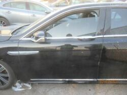Driver Left Front Door Fits 17-18 Lincoln Continental 2800616