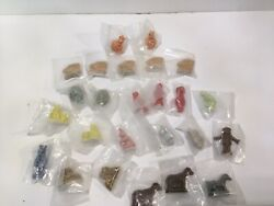 Wade Red Rose Tea Figurines Calendar Series Holidays Lot Of 25 Easter New