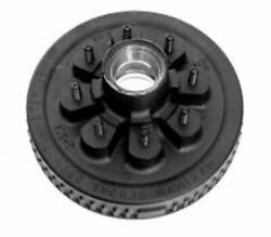 Dexter 8-219-9 Oil Bath Hub And Drum Only For 5200 Lb To 7000 Lb Axles- 8 On 6-1/2
