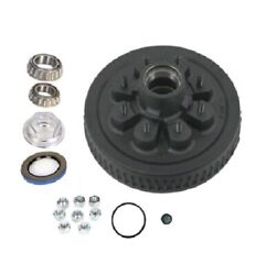 Dexter 8-219-9uc3 Oil Bath Hub And Drum Assembly For 5.2-7k Lb Axles- 8 On 6-1/2