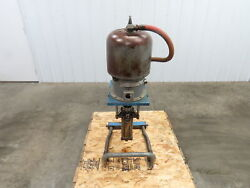 Graco King 207-647 With 201 Stainless Pump On A Stand