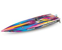 Traxxas Spartan High Performance Race Boat Rtr Pink [tra57076-4-pink]
