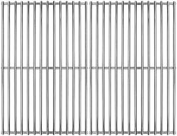 2pc 16 5/8 Stainless Steel Grill Grid Cooking Grate For Thermos, Bbq Pro Grills