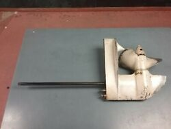 Lower Unit For An Older Mercury Mark 25 Outboard Motor 1950and039s