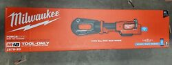 Milwaukee 2879-20 M18 Force Logic 15t Crimper Tool Only Brand New Free Ship