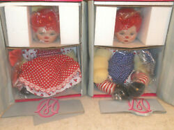 Nib Marie Osmond Doll Huggs And Kissy All Paperwork Raggedy Ann And Andy Doll