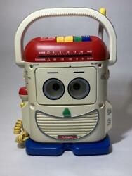 Playskool Disney Pixer Toy Story 2 Mr. Mike Life Size 1/1 Tape Recorder Toy