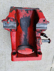 Base Crankcase For 2 1/2 Hp Stover W Hit Miss Gas Engine Block Part W1