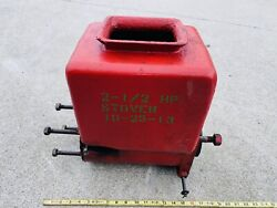 Cylinder For 2 1/2 Hp Stover W Hit Miss Gas Engine Hopper W400