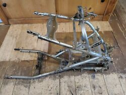 2007 Yamaha Raptor 700 Frame Yfm With Papers Transferable Registration