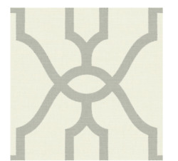 Magnolia Home - Woven Trellis Paper Strippable Wallpaper Covers 56 Sq. Ft.
