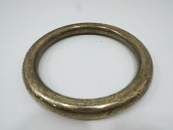 6+7/8 X 3/4 Inch Brass Ring Guide Eye Mount Sail Boat Hardware D1.5b251a