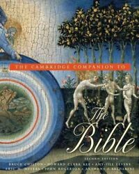 The Cambridge Companion To The Bible By Bruce Chilton 9780521691406   Brand New