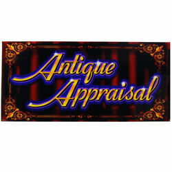 Igt Belly Glass, 19 Cabinet, Antique Appraisal, 886-770-01