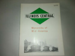 Warehouse Sale Illinois Central Monarchs Of Mid-america Hwt And Lw Passenger Cars