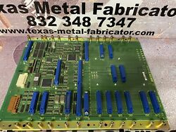 Fanuc A20b-2000-0180/10b Master Board With Expanded Buss Oc Control 32bit