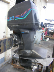 Force 125hp 25shaft 1988 Outboard Engine Motor For Parts-what Part Do You Need