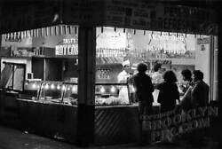 New York Photo Art Print Peteand039s Best Food Concession At Night Coney Island 1