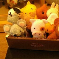 Earthly Branches Plush Toys Handmade Japanese Cultures Ethnicities Kawaii D6