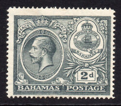 Bahamas 2d Stamp C1920 Mounted Mint Hinged 8804