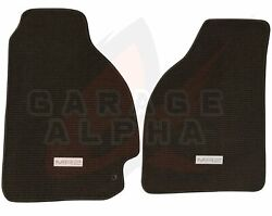 Toyota Mr2 [sw20] Rhd Floor Mats - Custom Colors And Badges Available