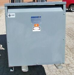 150 Kva 480 To 208y120 Transformer 150t3hf Square D Watchdog Low Temp Rise