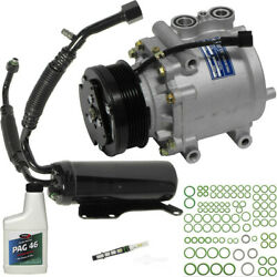 A/c Compressor And Component Kit-vin S Gas Sohc Electronic Natural Front Uac