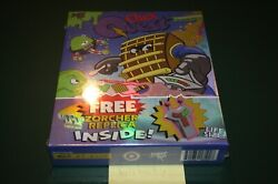 Chex Quest Warrior Edition Pc New Sealed W/card Limited Run Games Mint Rare