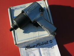 Nos Blue Point At123a 1/2 Drive Impact Wrench Gun Made By Snap On Tools Nib