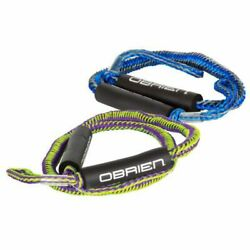 Obrien Boat/dock 4and039 Bungee Blue/silver/blk